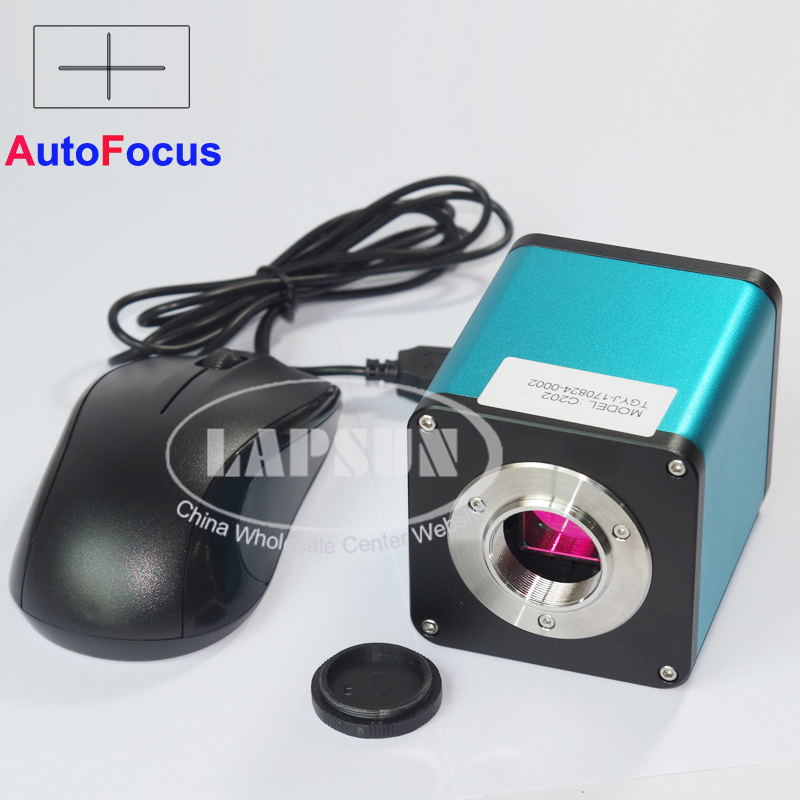 1080P 60FPS Auto focus HDMI C Industrial Digital Microscope Camera Sony IMX290