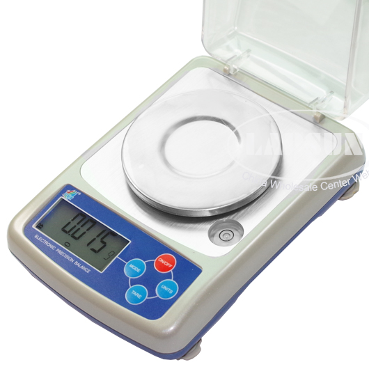 50g x 0.001g Digital Electronic Jewelry Balance Scale LB Gram Gold Lab Weighing APTP449