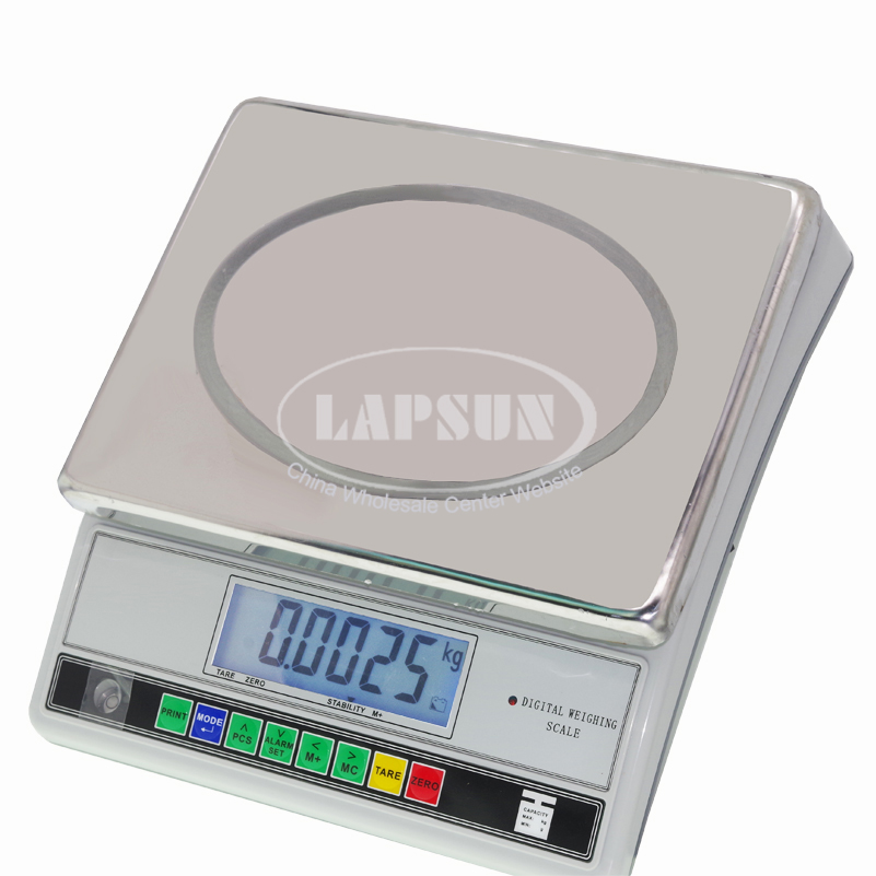 10 15 30 KG 0.1g 1g Accurate Weight Digital Printer Scale