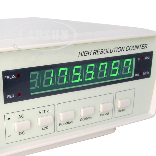 Rf Frequency Counter : Vc radio frequency counter rf meter hz ghz