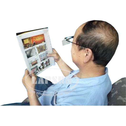 Hands Free Reading Magnifying Glasses Magnifier 8 Lenses