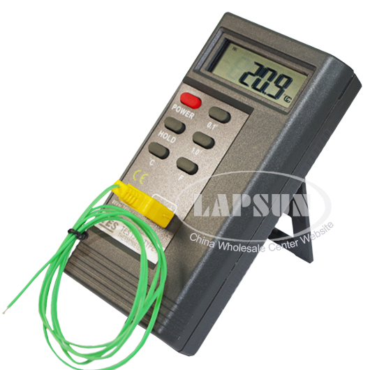 Digital thermometer Temperature Reader with Industry K Type Sensor Probe 1310