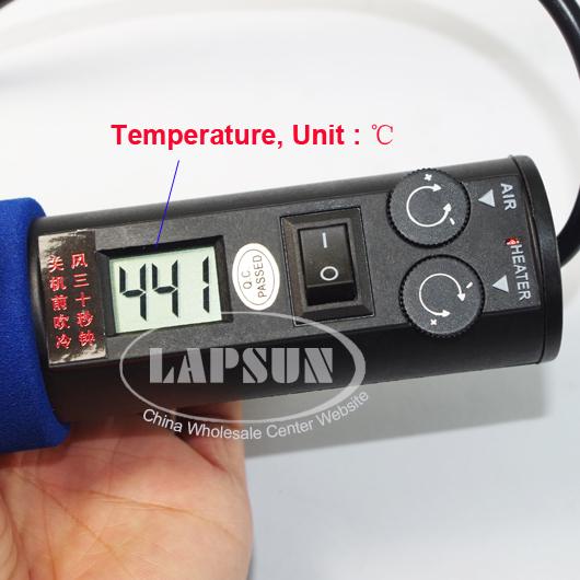 8018 220v 240v adjustable heat hot air gun station tool 60w soldering iron kit ebay. Black Bedroom Furniture Sets. Home Design Ideas