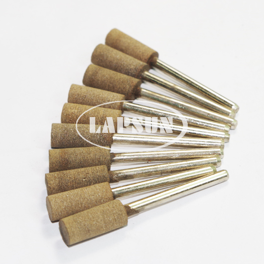 10pcs Polishing Wheel Grinding Stone Mounted Point Bits for Metal Glass Stone