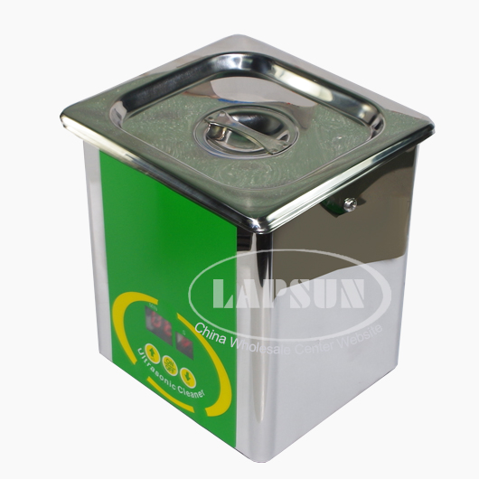 coin cleaning machine