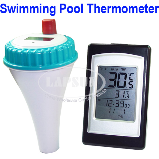 Wireless Digital Floating Swimming Water Pool Thermometer