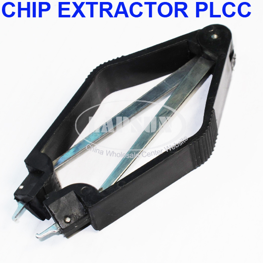 IC Extraction Tool DIP PDIP BIOS Chip Extractor PLCC Removal Pincer Tool TY-610