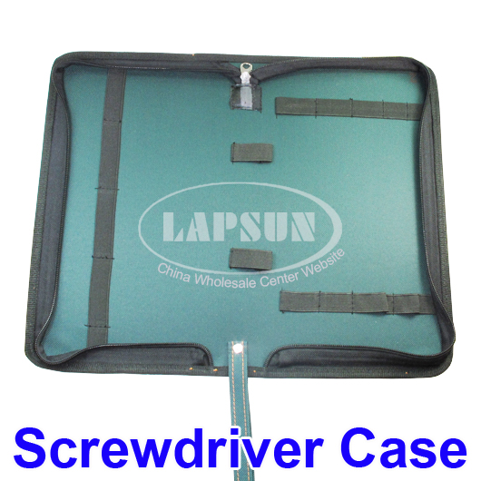 Hard Nylon Case Carry Bag for Screwdrivers Repair Home Tools Set Kit Zip 10-2#