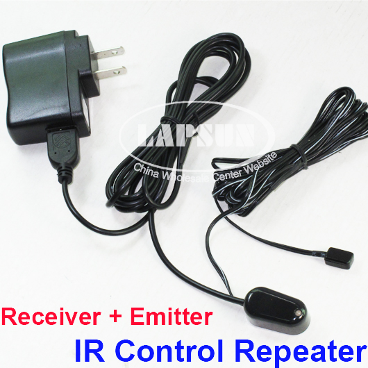 IR Infrared Remote Extender Control System Repeater 1 Eye Emitter Receiver U101