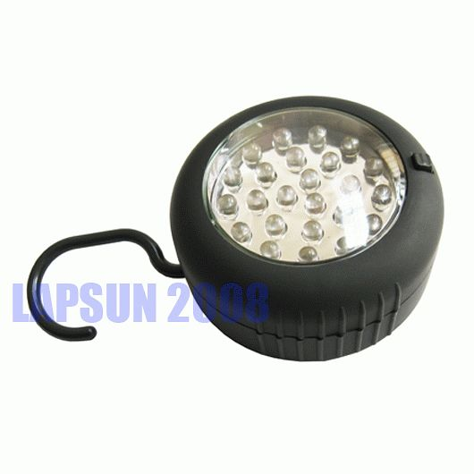 24 LED WIRELESS Stick Up Lights