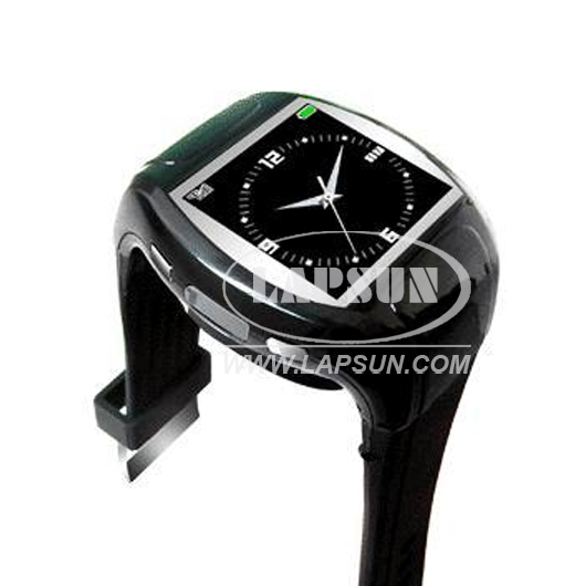 "1.5"" Bluetooth 2GB TF Card Watch Cell Phone"