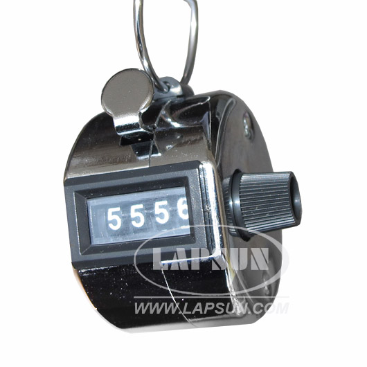 Clicker Manual Counter Mechanical Palm Tally Hand