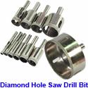 Metal glass hole saw