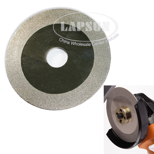 4inch 100mm Diamond Rotary Glass Tile Rock Cutter Grinding Saw Blade Wheels Disc